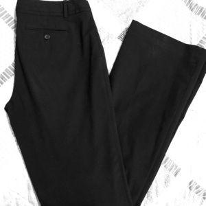 Banana Republic Fully Lined Dress Pants 8 Long